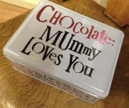 The Bright Side Chocolate Mummy Loves You Tin